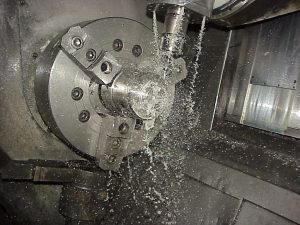 Turning CNC Lathe Mazak Machining